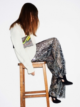 Coco Rocha Takes Over All Things Social Media at Sass & Bide