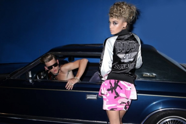 Joyrich Spring/Summer 2013 Collection