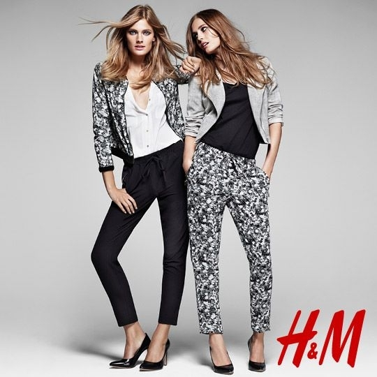H&M Spring 2013 Campaign