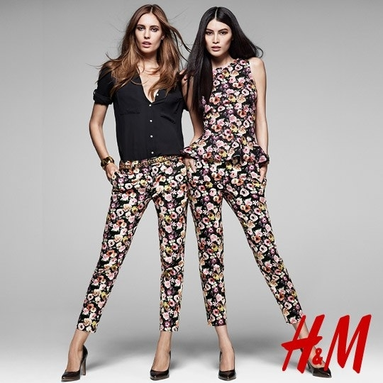 Photo courtesy of H&M