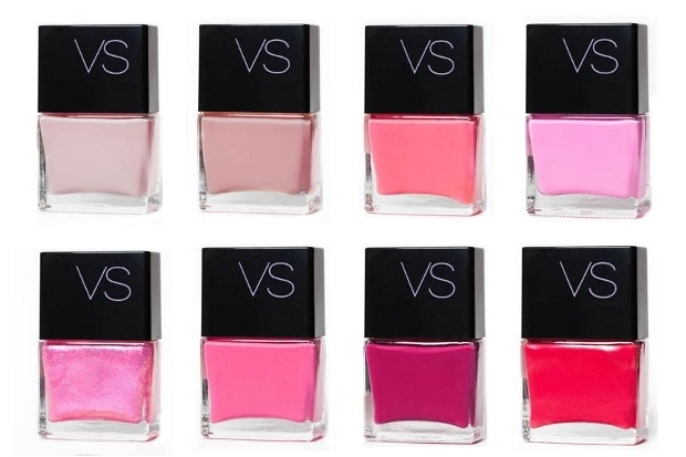 Victorias Secret Launches 20 Nail Polish Shades