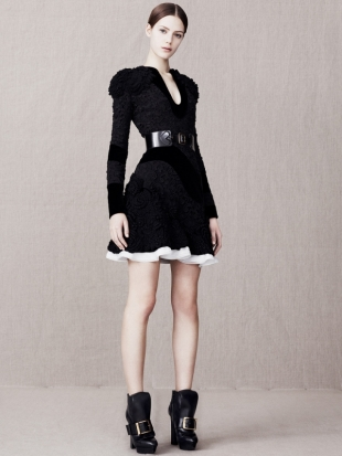Alexander McQueen Pre-Fall 2013 Collection