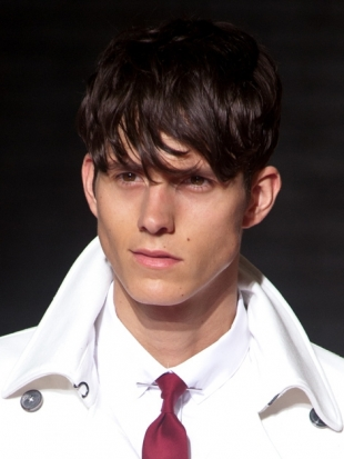 Bangs Hairstyles for Men