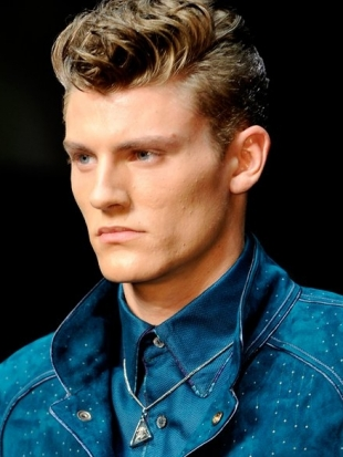 Volume on Top Hairstyles
