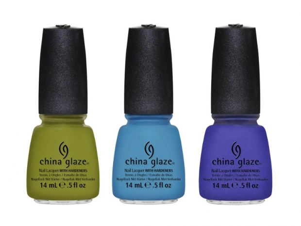 China Glaze Blooming Brights Spring 2013 nail polish