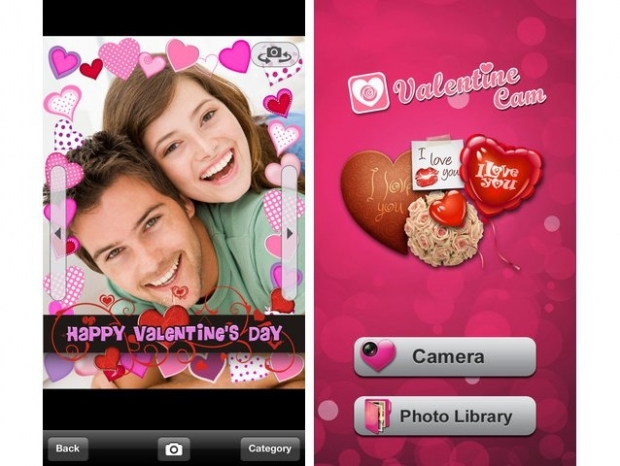 iPhone Apps for Valentines Day 2013