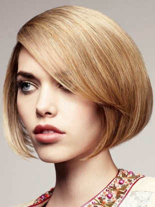 Pageboy Haircut Special Retro Bob