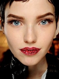 Dior Couture Makeup Spring 2013