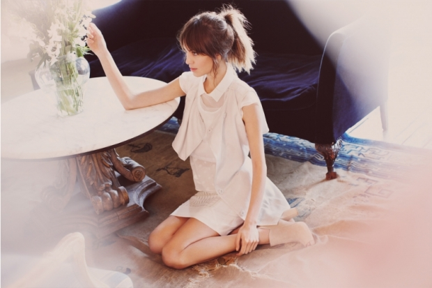 Alexa Chung for FRAY I.D Spring/Summer 2013 Collection