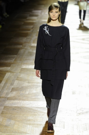 Dries Van Noten Fall 2013 Collection