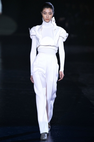 Mugler fall 2013 collection