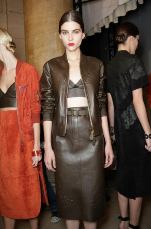 Loewe at Paris Fashion Week Fall 2013