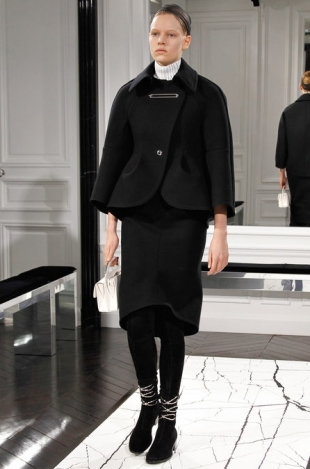 Balenciaga Fall 2013 Collection