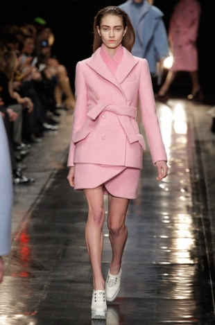 Carven fall 2013 collection