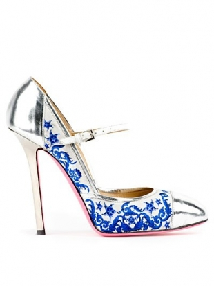 Just Cavalli Spring/Summer 2013 Shoes