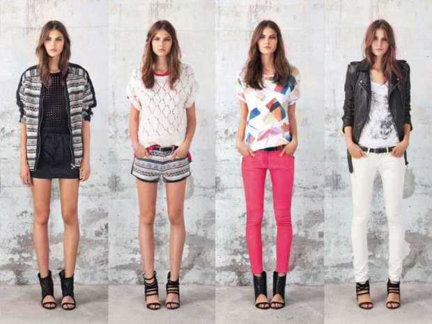 IRO Spring/Summer 2012 Lookbook