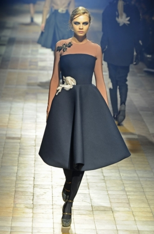 Lanvin Fall 2013 Collection