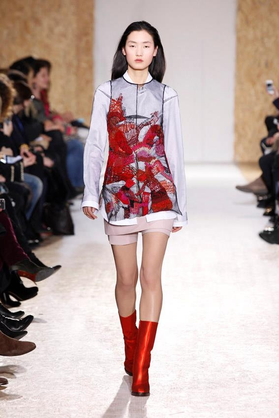 Maison martin margiela fall 2013 collection for Maison de margiela