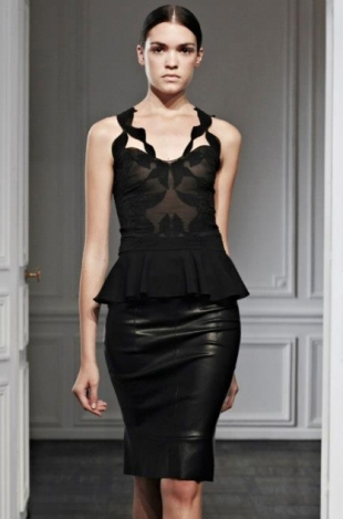Jitrois at Paris Fashion Week Fall 2013
