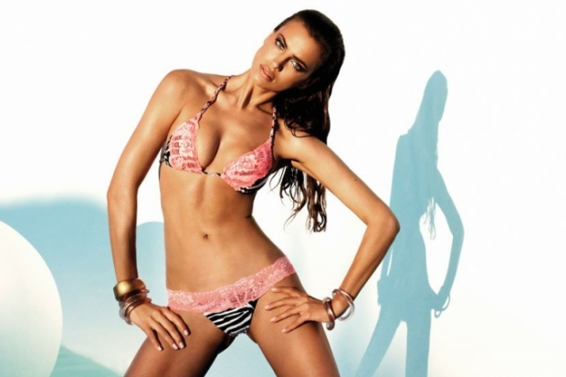 Beach Bunny Swimwear 2013 Campaign with Irina Shayk