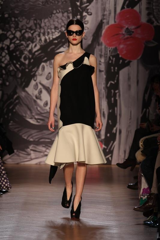 Tsumori Chisato Fall 2013 from Paris Fashion Week