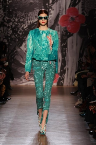 Tsumori Chisato Fall 2013 Collection