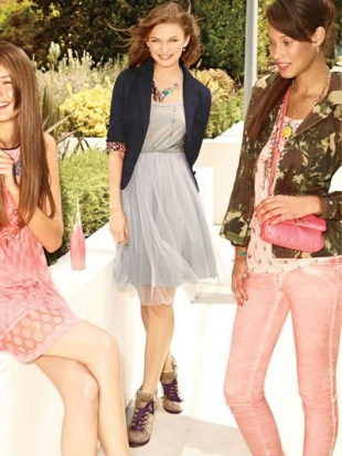 Princess Vera Wang for Kohls Spring 2013 Lookbook