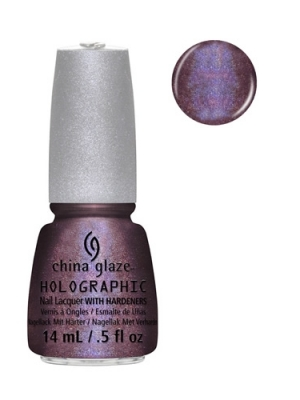 China Glaze Hologlam Spring 2013 Nail Polishes