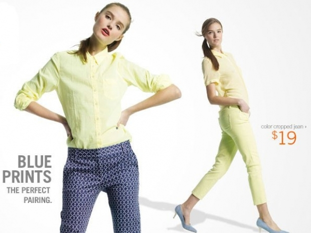 Joe Fresh for JC Penney Spring 2013 Collection