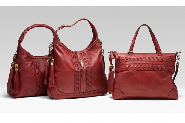 Gucci Launches New Eco Handbags