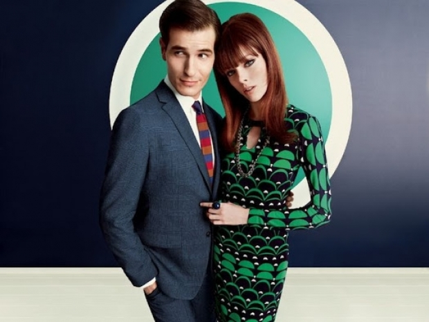 Banana Republic Mad Men 2013 Collection