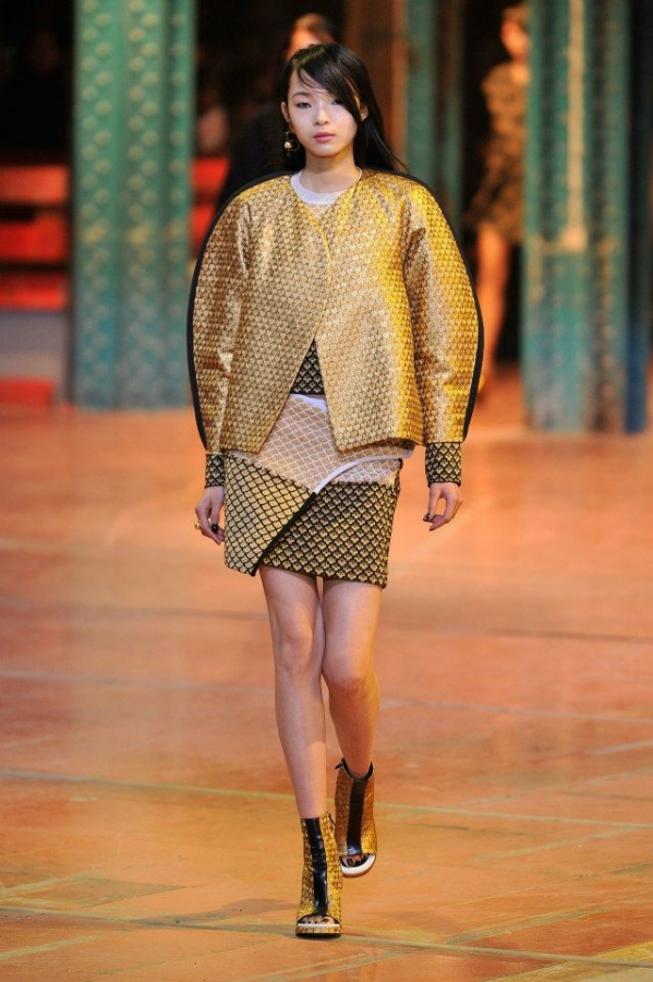 Kenzo Fall 2013 Collection