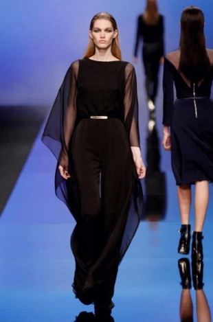Elie Saab Fall 2013 Collection
