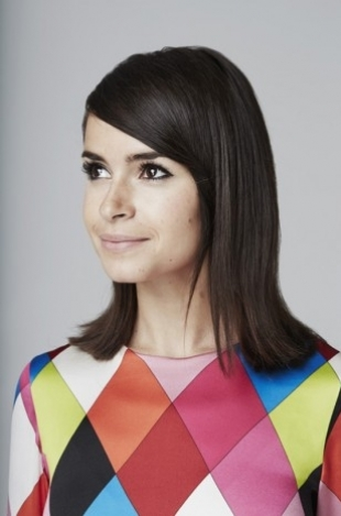 Miroslava Duma for American Retro Oz Collection