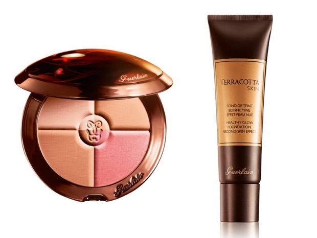 Guerlain Terracotta Spring/Summer 2013 Makeup
