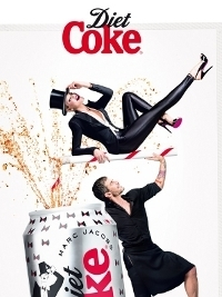 Marc Jacobs Diet Coke Campaign Revealed