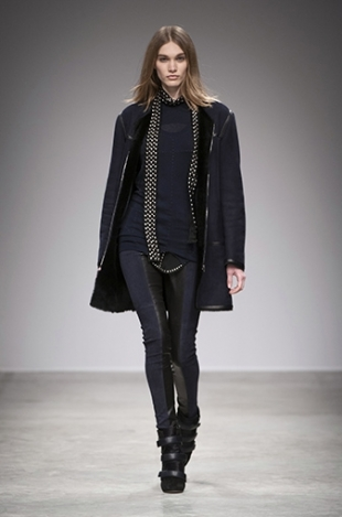 Isabel Marant Fall 2013 Collection