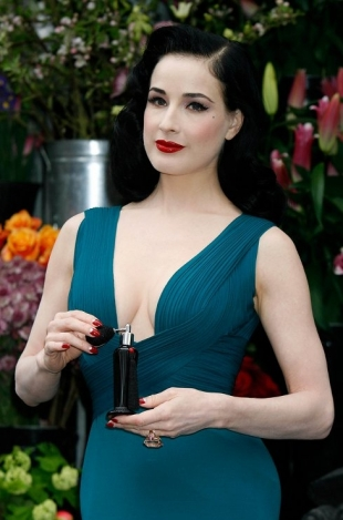 FleurTeese by Dita Von Teese New Fragrance 2013