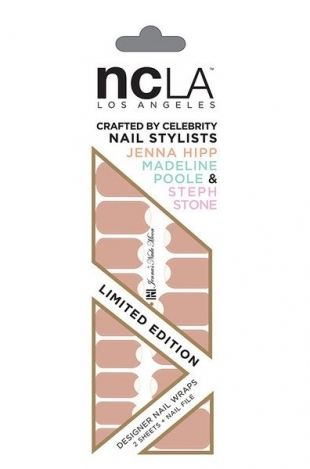 NCLA Nailing Hollywood Nail Wraps 2013