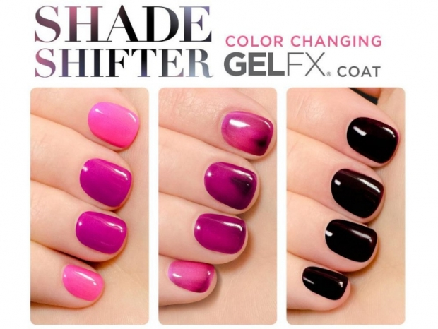 Orly Shade Shifter Gel FX Color Changing Coat