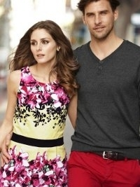 Olivia Palermo and Boyfriend for OTTO Spring/Summer 2013 Campaign