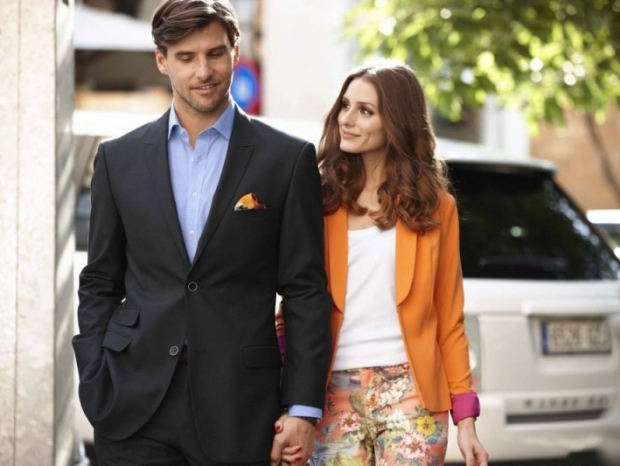 Olivia Palermo And Boyfriend For OTTO Spring/Summer 2013