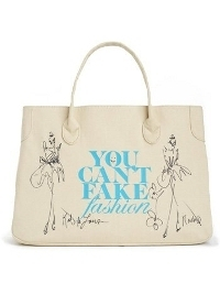 eBay x CFDA You Can't Fake Fashion Handbags 2013