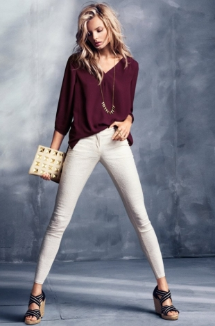 H&M Boho Modern Lookbook with Magdalena Frackowiak