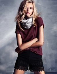 H&M 'Boho Modern' Lookbook with Magdalena Frackowiak