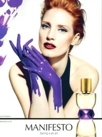 Yves Saint Laurent Manifesto Fragrance 2013
