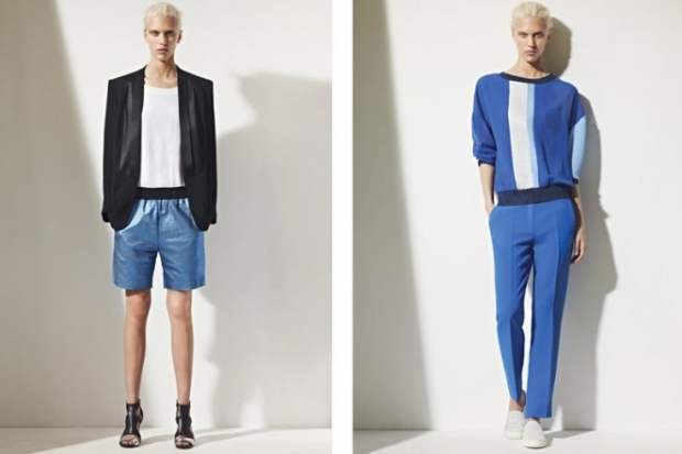 Sandro Spring/Summer 2013 Lookbook