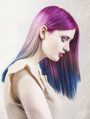 cool hair dying styles cool ways to dye your hair 5970