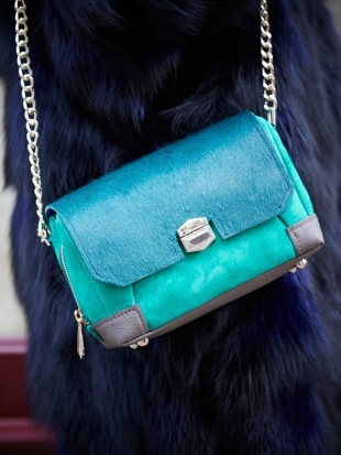 Matthew Williamson Launches Leather Handbag Line
