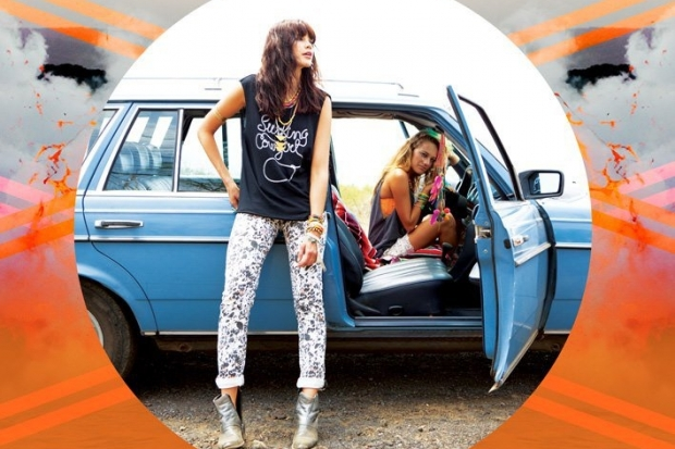 Billabong Spring 2013 Colourlove Lookbook